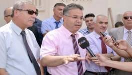 Divorce entre le wali de Mostaganem et les journalistes