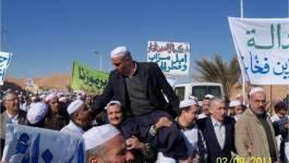 """Le wali de Ghardaïa évoque une solution globale """"pour la paix"""" dans le M'zab"""