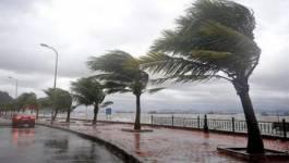 Des vents forts sur le centre et l'est du pays mardi