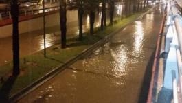 Alerte Météo : fortes averses de pluie pour cette nuit et demain !