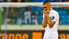 L'Algérie éliminée de la Coupe d'Afrique des nations