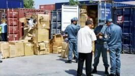 Des milliers de produits contrefaits en Chine bloqués par la douane algérienne