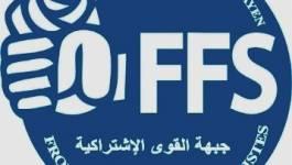 Le FFS pointe une situation porteuse de risques de développements chaotiques