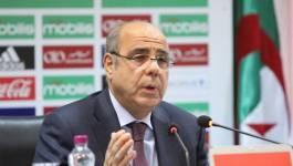 "Mohammed Raouraoua dénonce une ""campagne de presse haineuse"""