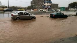 D'importantes averses sur les wilayas du Centre et de l'Est algériens