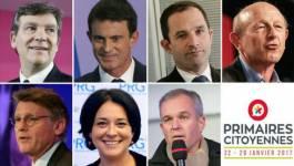 Primaire de la gauche, ce dimanche, pour la présidentielle française