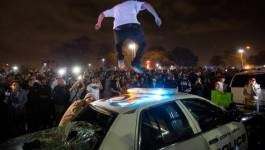 Violentes protestations anti-Trump aux États-Unis (vidéo)