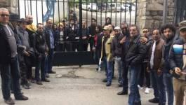 Les étudiants de l'Ecole des beaux-arts d'Alger poursuivent leur grève