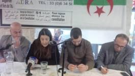 Addra lance un appel aux candidats de la communauté algérienne en France