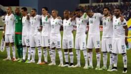 L'équipe d'Algérie dégringole de 11 places dans son classement FIFA