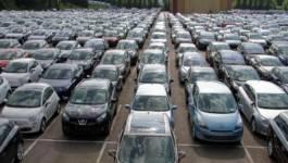 Seuls 50 000 véhicules seront importés en 2017