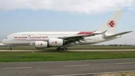 Encore une autre sortie de piste pour un appareil d'Air Algérie ?