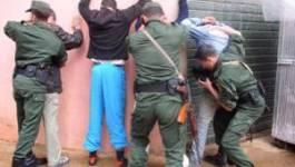 Quatre individus interpellés à Batna