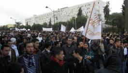 Des milliers d'étudiants dans la rue contre l'insécurité à Tizi-Ouzou