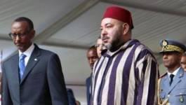 Mohammed VI, le roi du Maroc, annonce la mort de l'UMA