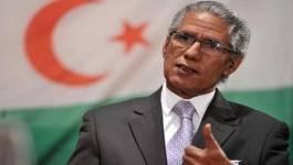 """Le ministre sahraoui des A.E. : """"Le Maroc reconnaît les frontières sahraouies"""""""