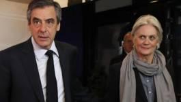 L'épouse de François Fillon mise en examen
