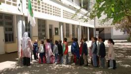 Une école algérienne à bout de… rythmes