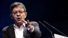 Le candidat Jean-Luc Mélenchon ne veut pas d'une Europe de défense