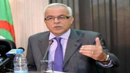 Hamid Grine, en rédacteur en chef des médias algériens !!!