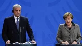 Angela Merkel aurait refusé de revenir en Algérie en 2017