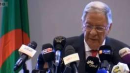 Réponse de Ould Abbes sur l'arrestation de son fils pour corruption (Vidéo)