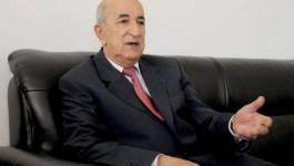 """Tebboune annonce une """"réforme"""" des subventions de l'Etat"""