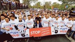 La communauté chinoise s'en prend aux policiers à Paris