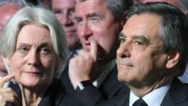 Une nouvelle révélation sur la rémunération de Penelope plombe la campagne de Fillon