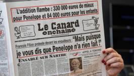 Le Canard Enchaîné, Mediapart et le JDD visés par des menaces de mort