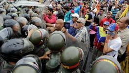 Plongé dans la crise, le Venezuela entend quitter l'Organisation des Etats américains
