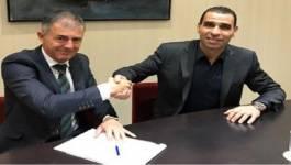 Lucas Alcaraz est le nouveau sélectionneur d'Algérie