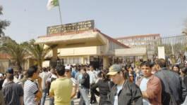 Les enseignants de l'Université de Tizi-Ouzou exigent leurs logements