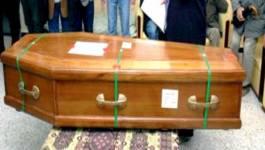 Rapatriement de dépouilles mortelles d'Algériens : le calcul étriqué des autorités