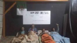 Les grévistes de la faim du CNL-DPO appellent à la mobilisation contre l'arbitraire en Algérie (Vidéo)
