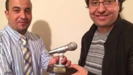 Kamel Tarwiht honoré par la communauté kabyle aux Etats-Unis
