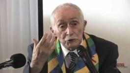 """Ali Yahia Abdennour : """"L'Algérie indépendante n'a pas fait l'économie du pouvoir militaire"""""""