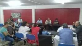 Un comité national pour la libération des détenus politiques est né