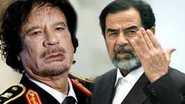 Kadhafi avait préparé l'évasion de Saddam avant son exécution