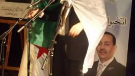 L'ANR de Belkacem Sahali, Facebook et le drapeau