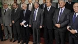 Retards et méforme du paysage politique algérien