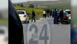 Un terroriste se fait exploser après une course-poursuite avec la police à Constantine (Vidéo)
