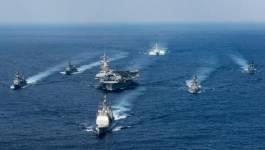 USA: Un porte-avions en route vers la Corée du Nord