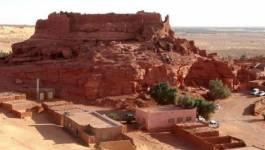 Le Ksar d'Ighzer, témoin du génie architectural des Zénètes du Gourara (Adrar)