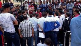 Un rassemblement de protestation devant le siège de la daïra de Mahdia (Tiaret)