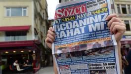 Mandats d'arrêt lancés contre des journalistes par le pouvoir turc