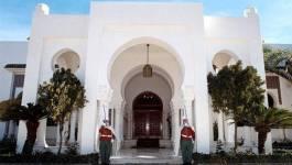 Le gouvernement Tebboune nommé par Bouteflika