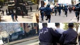 Répression à Bouira : des dizaines de militants du MAK arrêtés puis relâchés
