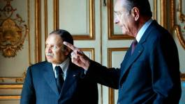 Président, Bouteflika aura vu passer quatre chefs d'État français (I)