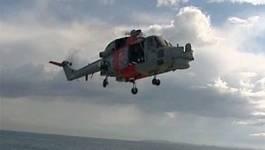 Trois officiers décédés dans le crash d'un hélicoptère de la Marine nationale dimanche